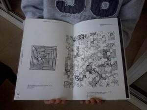 Pierre Braun. Recollection, [80 pages], cousues, offset noir & blanc, 24 x 16 cm. Coéditions Présent Composé & Lara Vincy,  Rennes, 2014. distribution Les Presses du Réel.